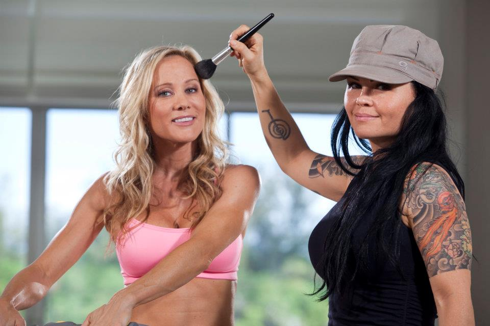 make up artist for commercials