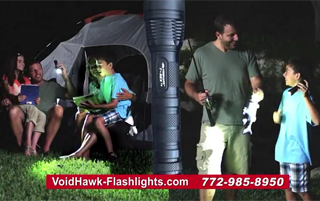 VoidHawk Flashlights