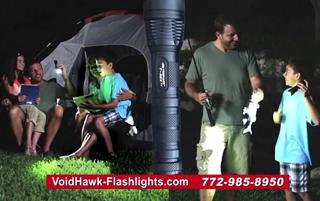 VoidHawk Flashlights